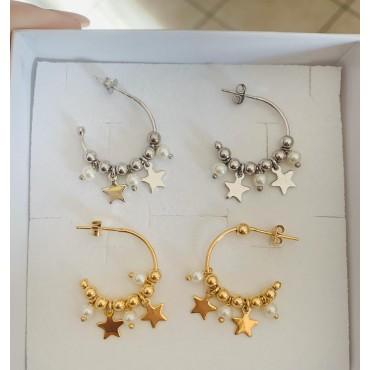 Cerchi stelle e perle