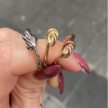 Anello nodo personalizzato