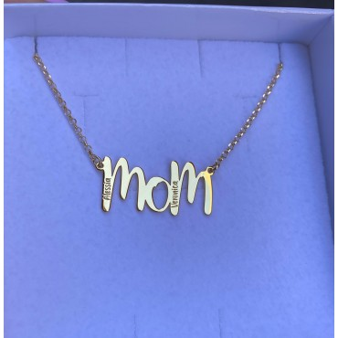 Collana Mom personalizzata