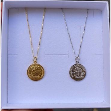 Collana monete